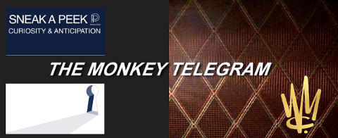 The Monkey Telegram Banner Image