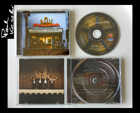 Movie Theater - Compact Disc