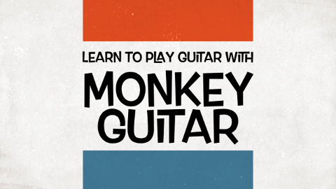 MONKEY GUITAR Screenshot